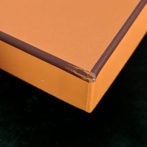 Hermes Other - Hermes thin box +ribbon+tissue paper+ envelope